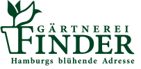Logo Gärtnerei Finder